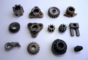 MIM / PM for pinions, gears