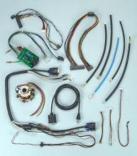 Wire Harness and Cable