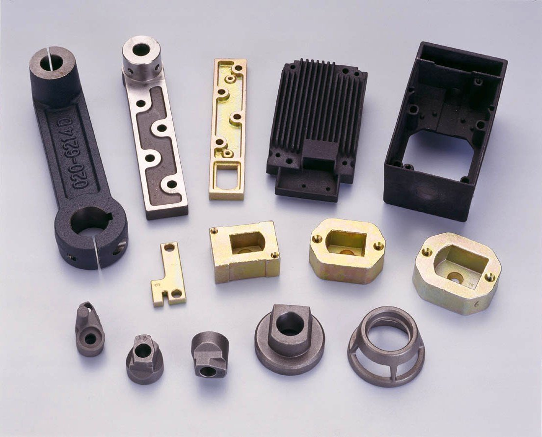 Investment Casting & machining parts for Construction Hardware, connecting rod